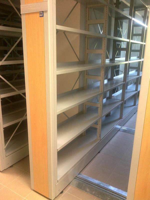 Mobile Shelving Wardrobes Metal Furniture Equipment Office Manufacturer Poland